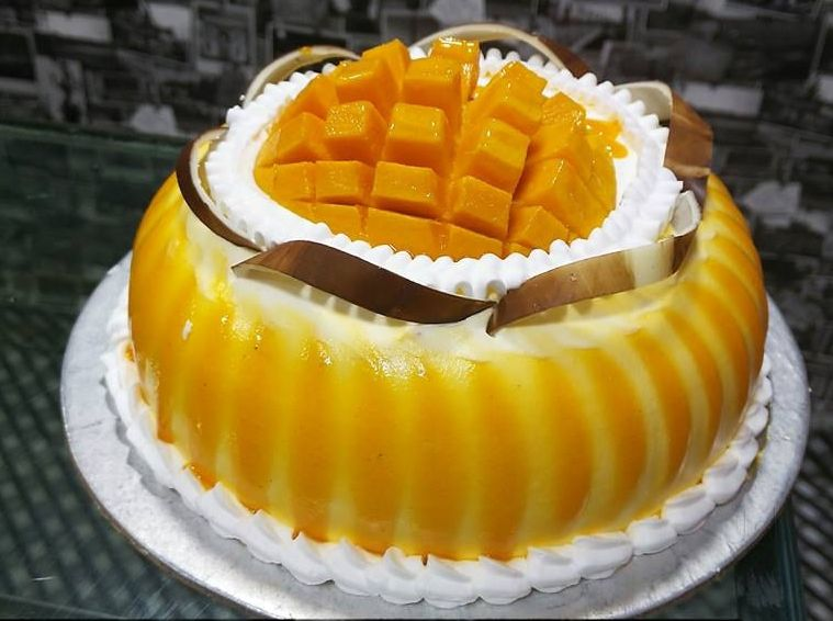 mango maharaja cake